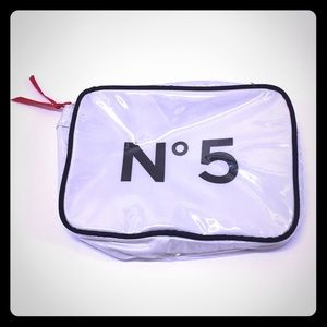 Chanel No.5 Cosmetics Bag
